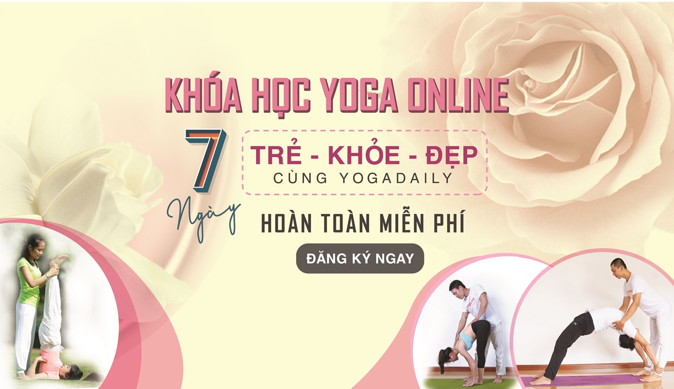 7 ngay yoga online