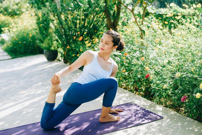 Khóa Yoga cơ bản tại nhà - Nghệ thuật sống khỏe mạnh, hạnh phúc