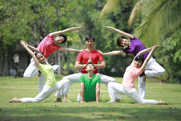 Yoga giảm cân - thân hình lý tưởng